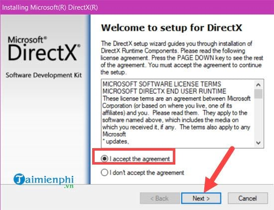 Correct error is not obsolete by directx 3