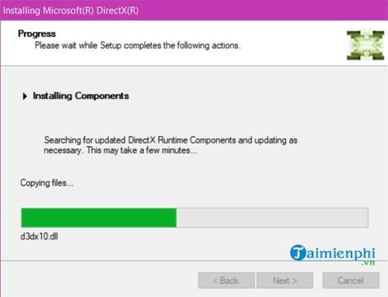 Fix loi not set obs due to directx 5