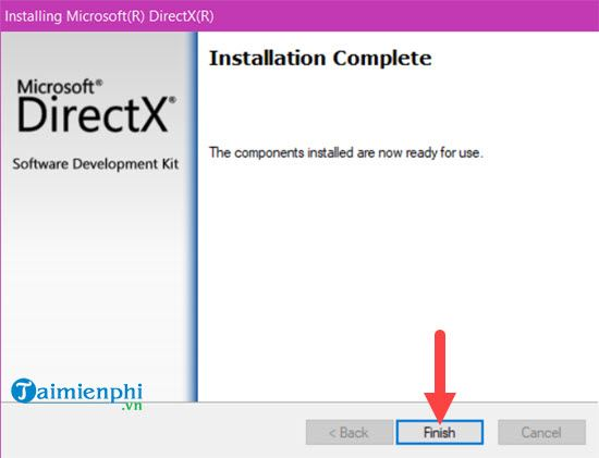 Correct error is not obsolete by directx 6