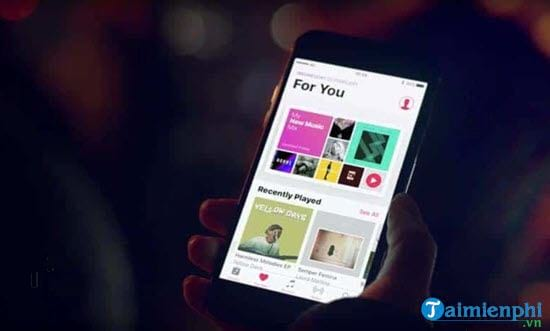 comparing apple music with zing mp3 and nhaccuatui 3