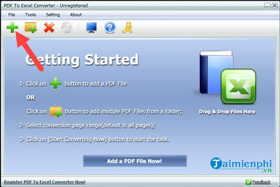 Convert pdf to excel into pdf to excel converter 6