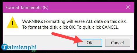 Hướng dẫn cách format ổ cứng máy tính chuẩn 10