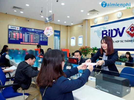 Cách đăng ký SMS Banking BIDV 2