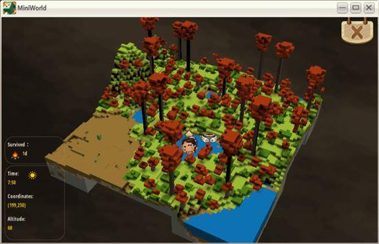 Code Mini World Block Art 6