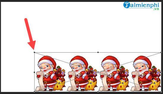 Cách tạo thiệp Giáng sinh bằng Photoshop