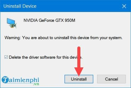 Cách sửa lỗi Nvidia Display setting are not available 4