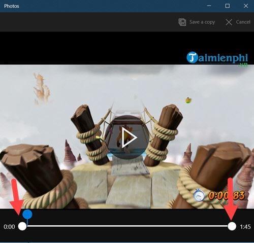 Cách cắt video trên Windows 10 không cần phần mềm 4