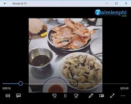 Cách tạo video từ ảnh trên Windows 10 bằng Windows Movie Maker 16
