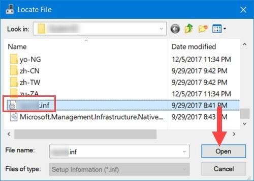 Sửa lỗi Webcam không hoạt động trên Windows 10 PC 10