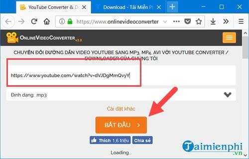 Cách tải nhạc trên Youtube thành MP3 8