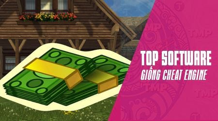 top phan mem cheat game offline giong cheat engine