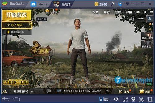Cách chơi PUBG Mobile trên máy tính, PC, laptop 10