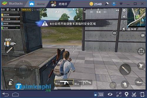Cách chơi PUBG Mobile trên máy tính, PC, laptop 11