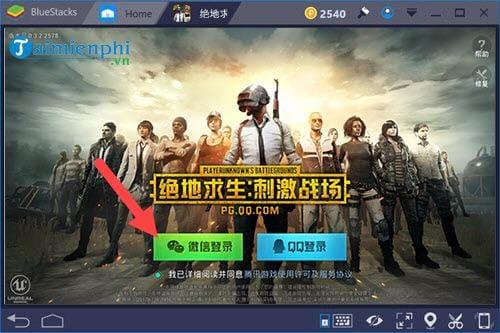Cách chơi PUBG Mobile trên máy tính, PC, laptop 4