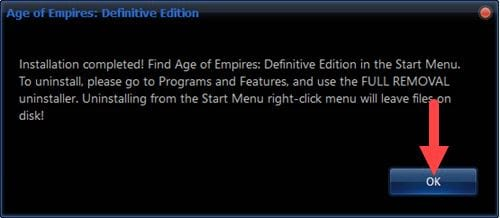 Cách cài Đế Chế 4k Age Of Empires Definitive Edition 3