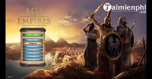 Cách cài Đế Chế 4k Age Of Empires Definitive Edition 5