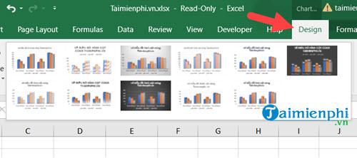 Cách vẽ biểu đồ hình cột trong Excel 2019, 2016, 2013, 2010, 2007, 2003 14