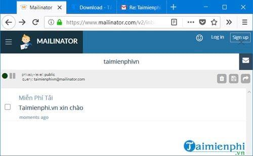 Cách tạo Email ảo đơn giản 14