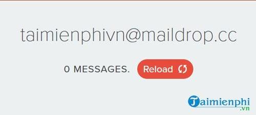 Cách tạo Email ảo đơn giản 16