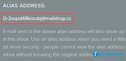 Cách tạo Email ảo đơn giản 17
