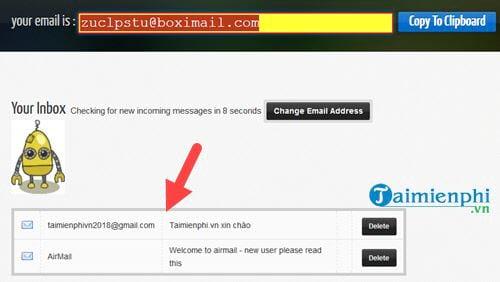 Cách tạo Email ảo đơn giản 19