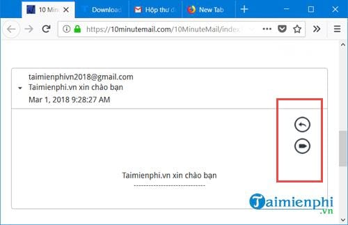 Cách tạo Email ảo đơn giản 6