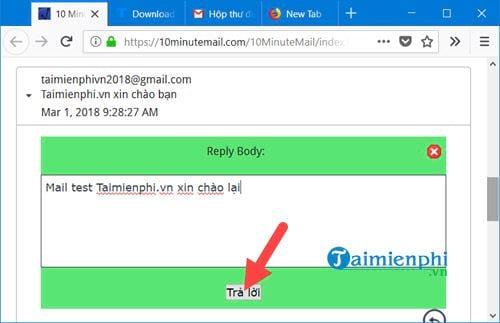 Cách tạo Email ảo đơn giản 7
