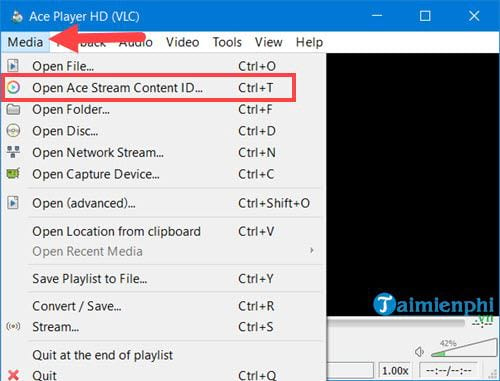 How to watch soccer on acestream 14