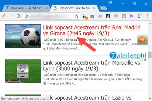How to watch soccer on acestream 9