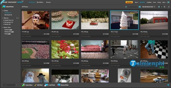 Top beautiful online photo editor on computer 3