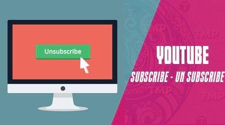 huong dan subscribe huy subscribe bo theo doi kenh youtube