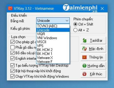 How to install and use vtkey to speak Vietnamese with vtkey 6