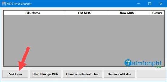 Cách sử dụng MD5 Hash Changer Tool để đổi MD5 của video, file 3