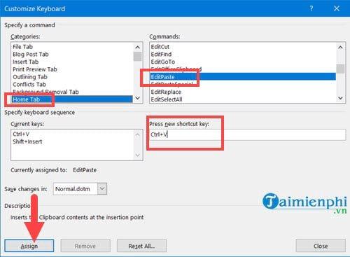 Sửa lỗi không copy, paste được trong Excel và Word 8