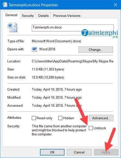File Word bị mã hóa không mở, không sửa được 2