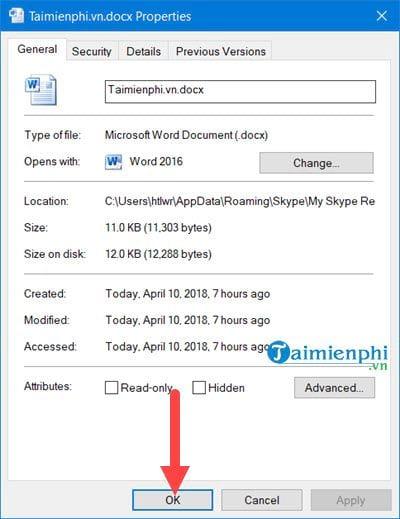 File Word bị mã hóa không mở, không sửa được 3