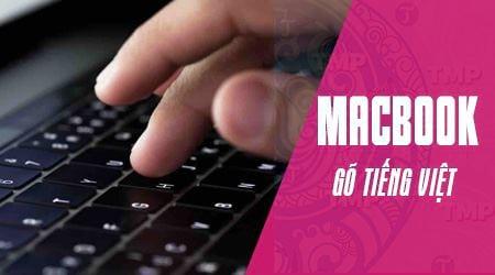 cach go tieng viet tren macbook