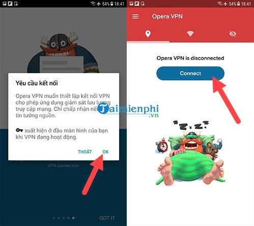 Cách Fake IP trên Android 3