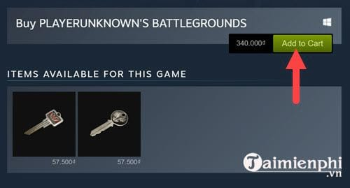 Cách mua acc PUBG Battlegrounds 5