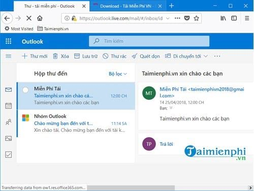 hotmail su outlook