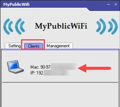 Cách phát wifi từ laptop 7