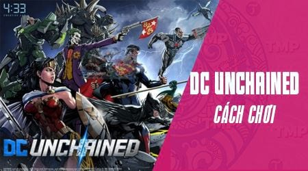 cach choi dc unchained tren may tinh bang bluestacks