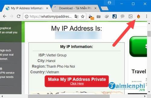 Cách Fake IP USA, UK 6