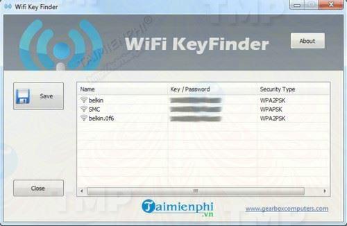 Top phần mềm bẻ khóa wifi trên laptop 4