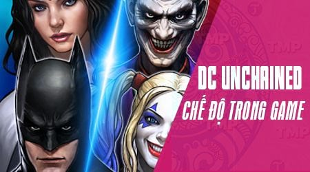 cach choi che do mission battle mode trong dc unchained tren bluestacks