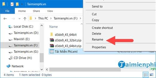 How to edit an xml file on itaxviewer 4
