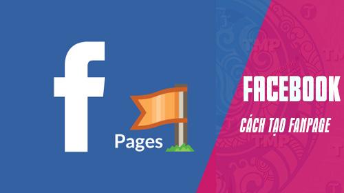 tao fanpage facebook