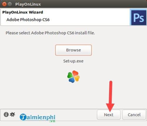 Cài đặt Photoshop trên Ubuntu, Linux