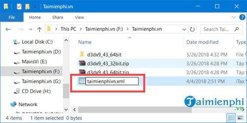 iTaxViewer không đọc được file XML 4