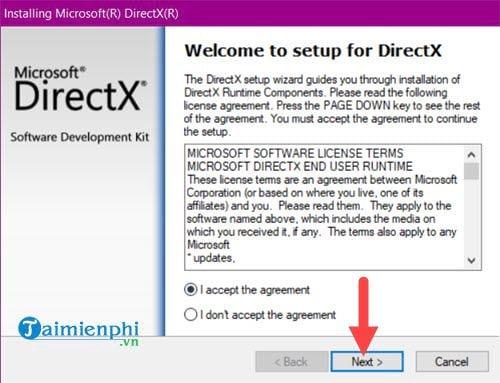 Cách tìm DirectX phù hợp với yêu cầu của game